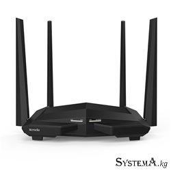 Wireless  AP+Router Tenda AC10 AC1200 Smart Dual-band Gigabit Router/4*5dBi Antenna/2.4G&5G/1000Mbps
