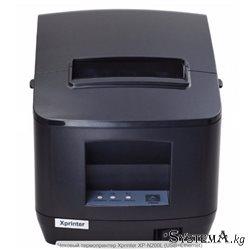 Принтер Чеков Xprinter XP-N200L 80 мм USB LAN