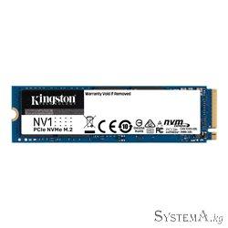 SSD KINGSTON NV1 500GB M.2 2280 NVMe