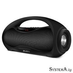 Акустическая система 2.0 SVEN PS-420, черный. RMS 12Вт(2×6), USB питание DC 5В