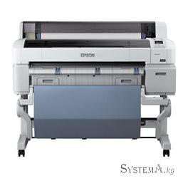 """Принтер Epson SureColor SC-T5200 (A0 (36""""), 2880x1440dpi, 5-цветный, 1000Mb, LAN, USB, 84kg)"""