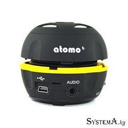 Колонка Axtrom SP106 Atomo b, Bluetooth, +mic.