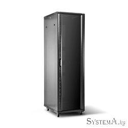 Шкаф серверный SHIP 601S.6047.24.100, 124 серия, 19'' 47U, 600*1000*2200 мм, Ш*Г*В, IP20, Чёрный