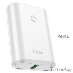 Power Bank HOCO Q3 Mayflower PD20W+QC3.0 (10000mAh),  white