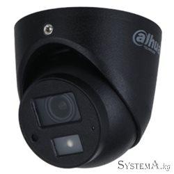 HDCVI Camera DAHUA DH-HAC-HDW3200GP(2.8mm) купольная,уличная 2MP,IR 20M,MIC,черная
