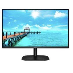 """Monitor LCD 27"""" AOC 27B2H Black, IPS, 1920x1080, 20M:1, 250cd/m2, 178/178, 75Hz, ms, VGA, HDMI, выход для наушников"""