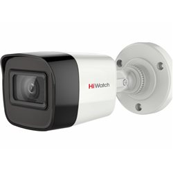 HD-TVI camera HIWATCH DS-T200A (2.8mm) цилиндр,уличная 2MP,IR 30M,MIC