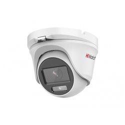 HD-TVI camera HIWATCH DS-T203L (2.8mm) купольн,уличная 2MP,IR 20M,ColorVu
