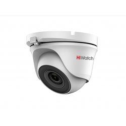 HD-TVI camera HIWATCH DS-T203S (2.8mm) купольн,уличная 2MP,IR 30M,0,005 лк