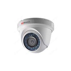 HD-TVI camera HIWATCH DS-T273 (2.8mm) купольн,внутр 2MP,IR 20M,PLAST+METAL