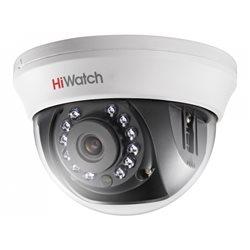 HD-TVI camera HIWATCH DS-T591 (2.8mm) купольн,внутр 5MP,IR 20M