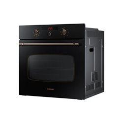 Электрический духовой шкаф Samsung Neo-Lite NV70H3350CB/WT60x60x57см,70л, двойная конвекция, телескопические направляющие, подсв