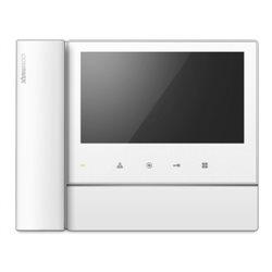 Видеодомофон COMMAX CDV-70NM White+панель DRC-4CPN3 Silver (1xCam, 1xInerphone, MicroSD) Корея