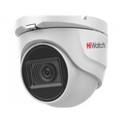 HD-TVI camera HIWATCH DS-T203A (2.8mm) купольн,уличная 2MP,IR 30M,MIC