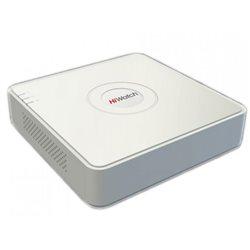 NVR HIWATCH DS-N204P(B) (60mbps,4 IP,1ch/4MP,2ch@1080P,4PoE,1HDD upto 6TB,H.265)