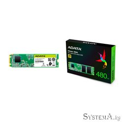 SSD ADATA SU650NS38 480GB M.2 2280 SATA 6Gb/s, Read up:550Mb/s/Write up:510Mb/s