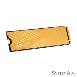 SSD ADATA FALCON 1TB SSD M.2  PCI-E 3.0 4x Read up:3000Mb/s,/Write up:1400Mb/s