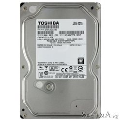 HDD TOSHIBA 1TB DT01ABA100V 32MB/5700RPM/SATA3