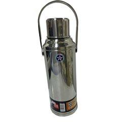 Термос 7501 железный ,стекл.колба объем-2л