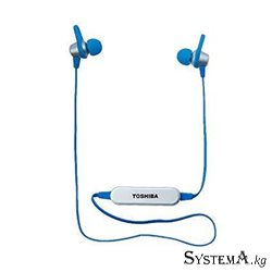 Наушники Toshiba Earphone RZE- BT110E Bluetooth Blue