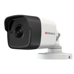HD-TVI camera HIWATCH DS-T500(B) (2.8mm) цилиндр,уличная 5MP,IR 20M