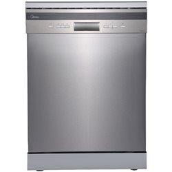 Посудомоечная машина Midea DWF12-7635ES серебристый