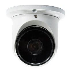 "Видеокамера купольная ZKTECO ES-854N11H 4MP 1/3""CMOSH.264/H.265Smart IR IR Range 10-20m  Fixed Lens 2.8mm 120dB WDR PoE Aluminiu"
