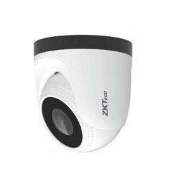 """Видеокамера купольная ZKTECO ES-852O21B 2MP CMOS сенсор 1/2.9 """" , Сжатие H.265, Высококачественный объектив 2,8 мм, ИК подсветка"""