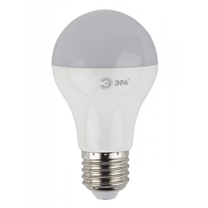 Лампа ЭРА LED smd A60-8w-827-E27 ECO. (8Вт.560лм.2700К) 1 год гарантии
