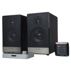 Microlab Speakers iH-11 (iDock130 iPhone/iPod+H11) BLACK 56W