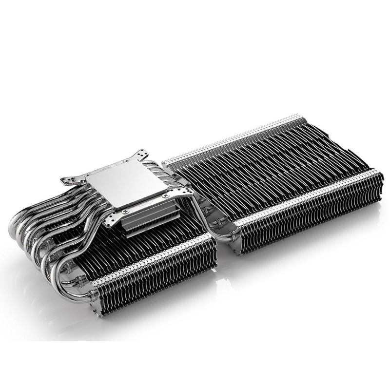 Cooler for VGA card DEEPCOOL DRACULA HD7970 12HP+Al 43/51/61/51*61/53/80mm Mounting
