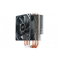 CPU cooler DEEPCOOL GAMMAXX-400 LGA775/1155/1156/1150/AMD 120x25mm, 900-1500rpm,4HP