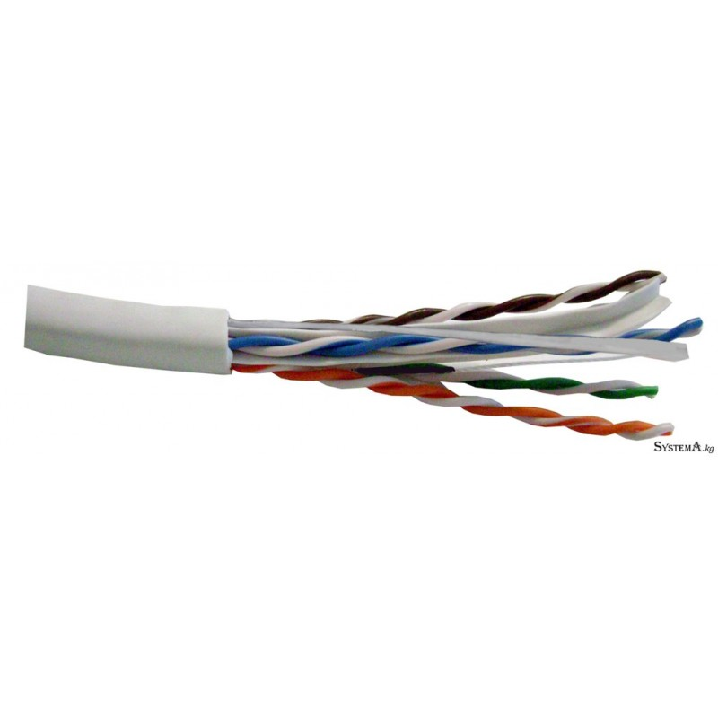 Cable Micronet SP1101S-305  CAT6 UTP Cable, Solid, 305 M