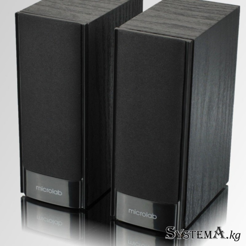 Microlab Speakers B-56 2.0 MDF USB 3W