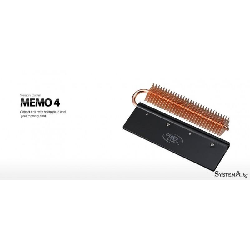 Cooler for RAM DEEPCOOL MEMO 4