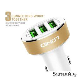 Зарядное устройство LDNIO C501 micro