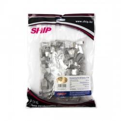 Коннектор SHIP S901B RJ 45 Cat.5e FTP (100 штук в пакете)