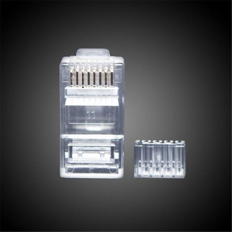 Коннектор SHIP S901D RJ 45 Cat.6 UTP (100 штук в пакете)