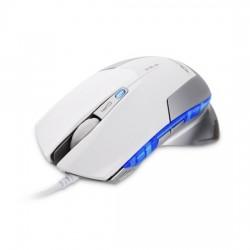 Мышь E-Blue Mazer EMS124WH Оптическая600/ 1200/1800/2400dpi ПроводнаяБелый