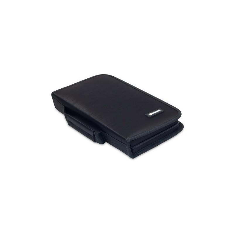 Сумка для дисков NUMANNI DB1272B Вместимость: 72 диска Чёрный