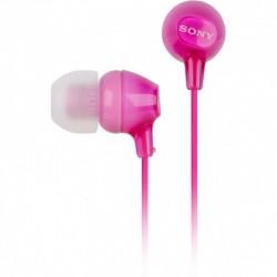 Наушники-вкладыши закрытого типа Sony MDR-EX15LP розовый цвет