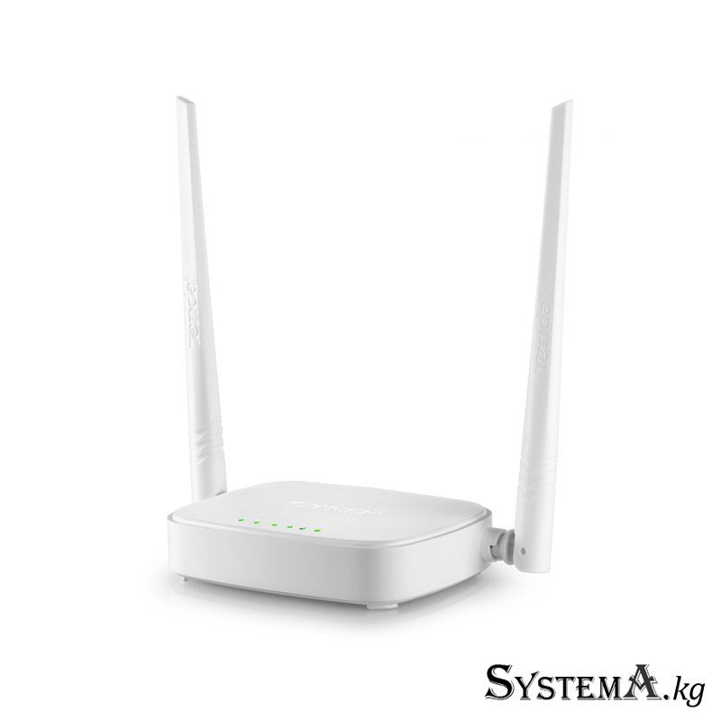 Wireless  AP+Router Tenda N301 Wireless Router 2*5dBi 300Mbps
