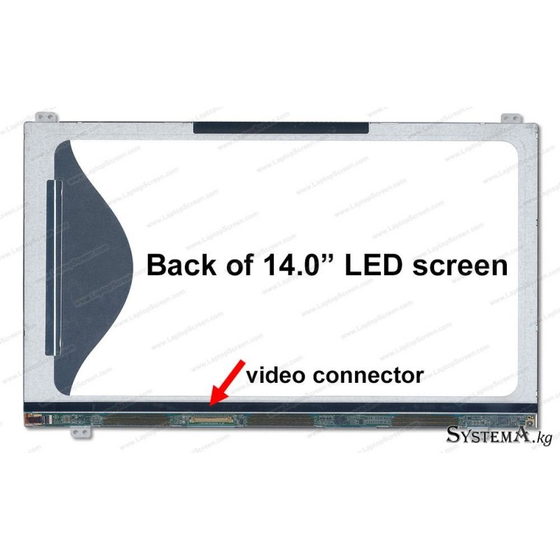 "LED PANEL 14"" SLIM LTN140AT21-002 (40PIN) (SAMSUNG)"