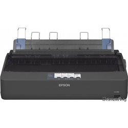 Принтер Epson LX-1350 (A3, ударный 9-игольчатый принтер, 357 знаков в секунду, возможность вывода до 5-ти экземпляров, LPT, USB)