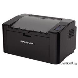 Pantum P2207 black (1200х1200 dpi, ч/б, 20 стр/мин, USB)