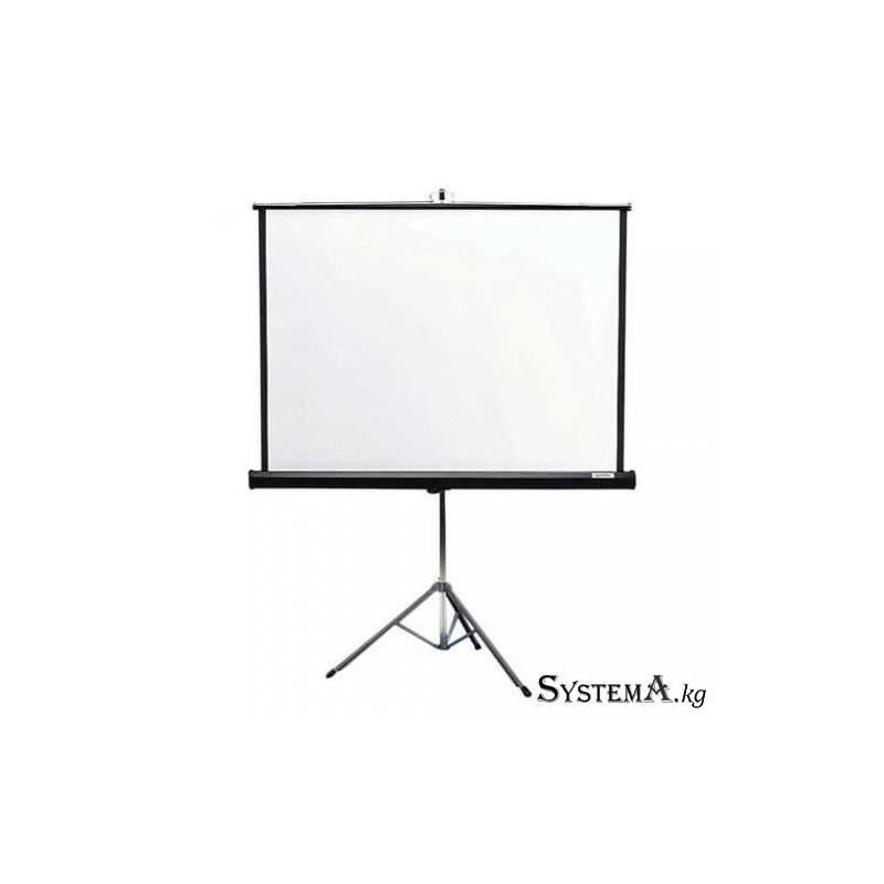 Экран для проектора TR200 AV 200 x 200 Matte White Screen TRIPOD