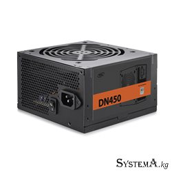 Power Unit DEEPCOOL DN450 V2 450W 80 PLUS® 230V EU certified 200-240V/Intel ATX12V 2.3&SSI EPS 12V