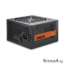 Power Unit DEEPCOOL DN650 V2 650W 230V/ Intel ATX2.31 120mm fan PWM Active PFC