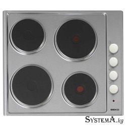 HIZE 64101 X (стальной, 4 электр. конфорки)