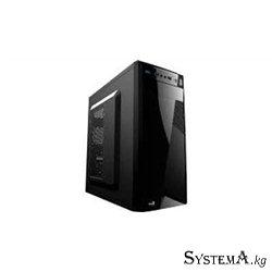 Кейс Aerocool CS-1101,  ATX/Micro ATX, USB 3.0/2*2.0, HD-Audio+Mic, Кулер 8cm, Кулер 2*120см, Высота процессорного кулера до 150